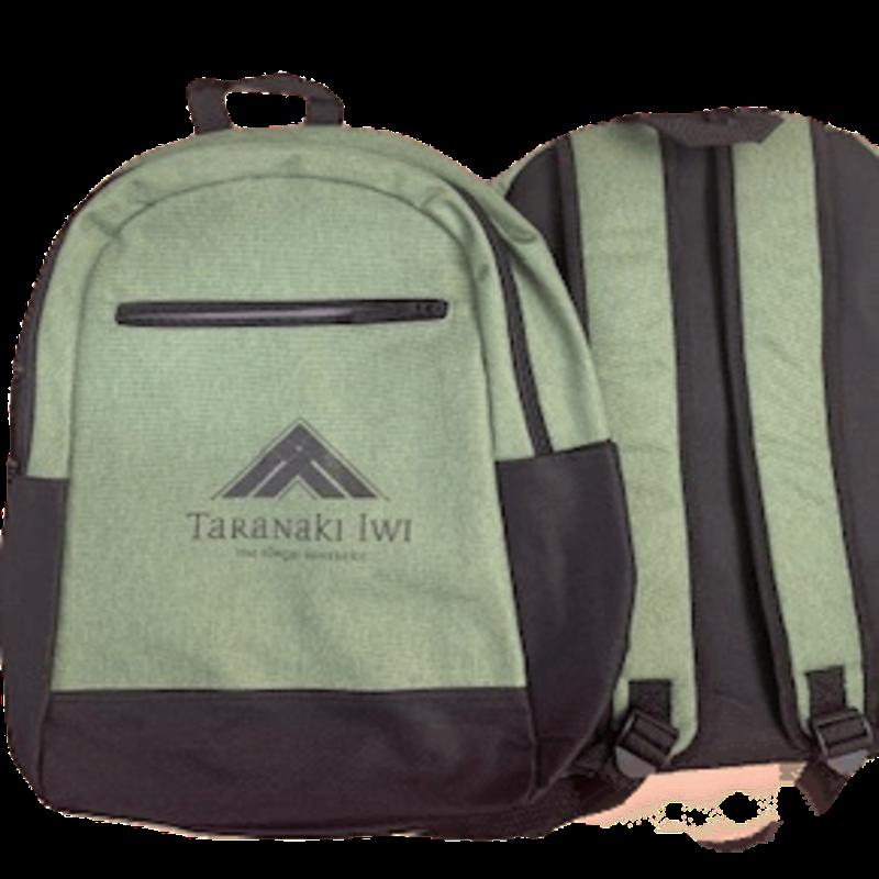 Taranaki Iwi Backpack
